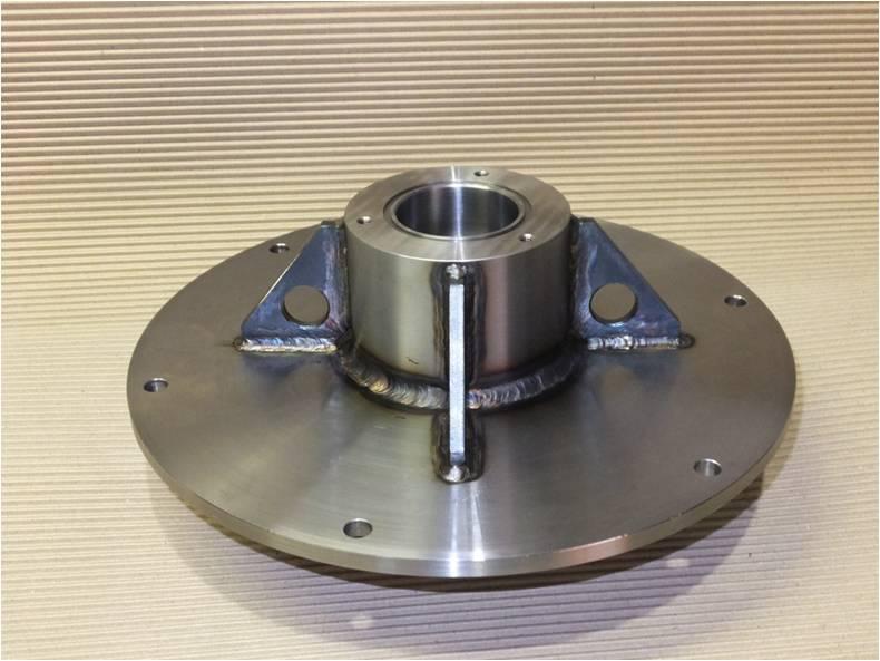 SUS304製 溶接フランジ