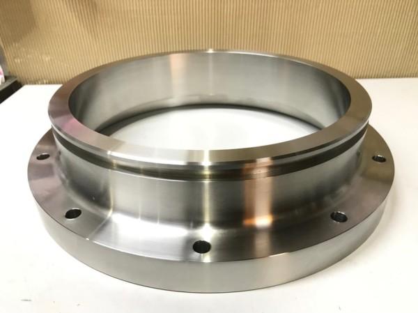 大型旋盤加工品 φ450×120