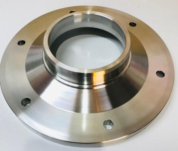 SUS304製 薄物旋盤加工品
