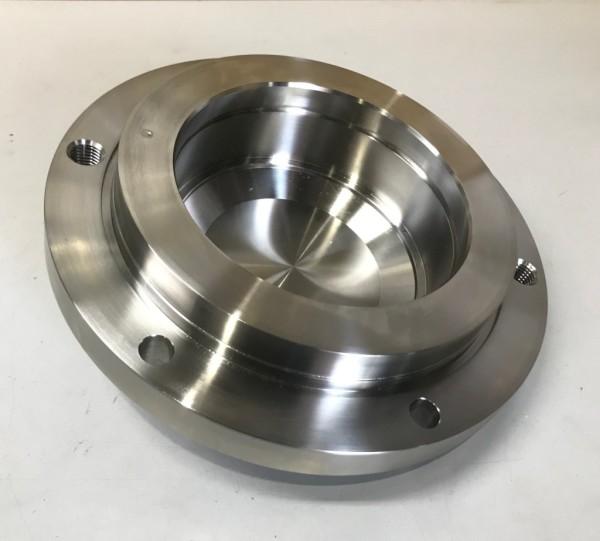 ステンレス旋盤加工品(φ450)